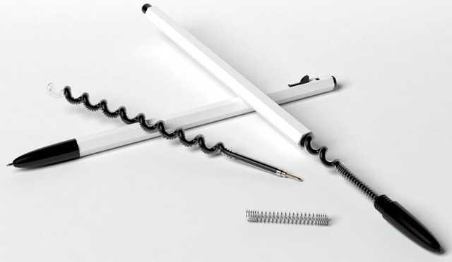 Шариковая ручка и ее история