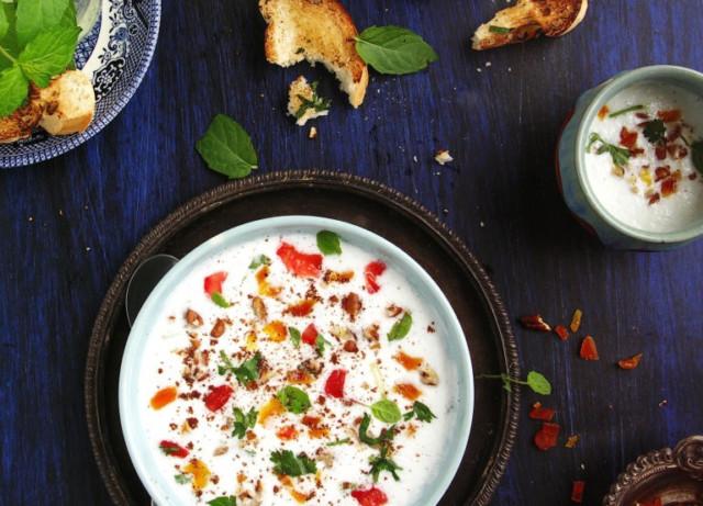 Что готовить в жару или 5 летних рецептов